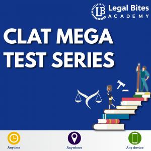 CLAT MEGA TEST SERIES 1