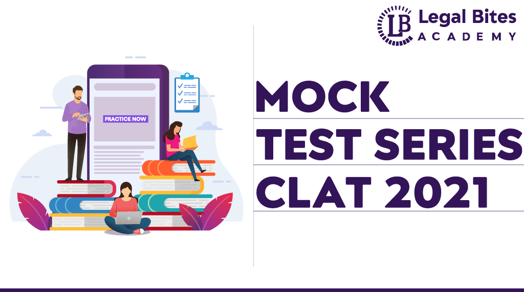 CLAT Mock Test Series