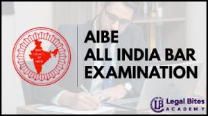 AIBE Online Test Series