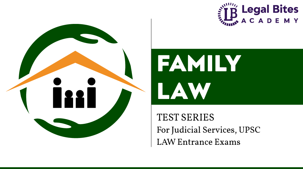 Family Law Test Series