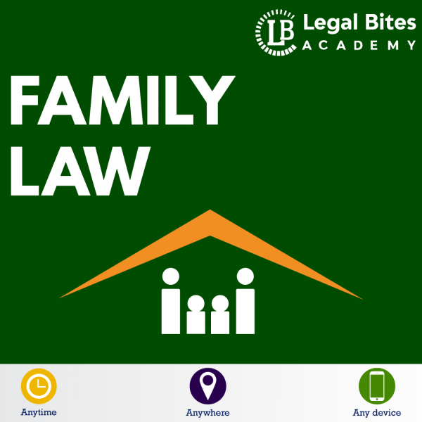 Family Law Test Series LBA