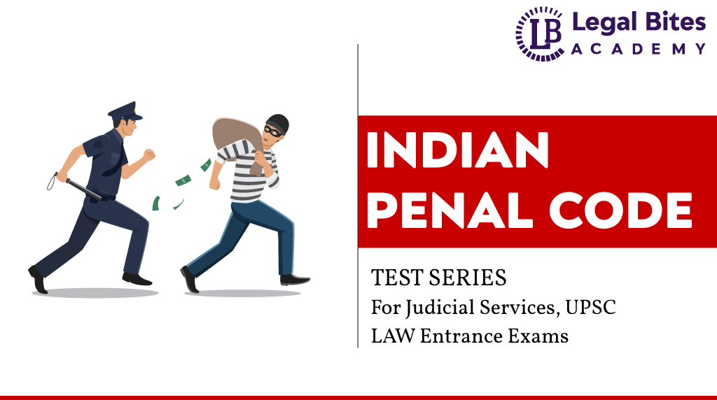 Indian Penal Code Test Series