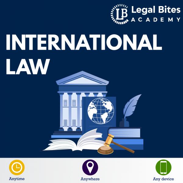 International Law Test Series LBA