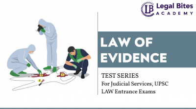 Law of Evidence Test Series