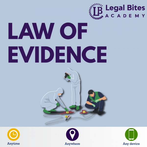 Law of Evidence Test Series LBA