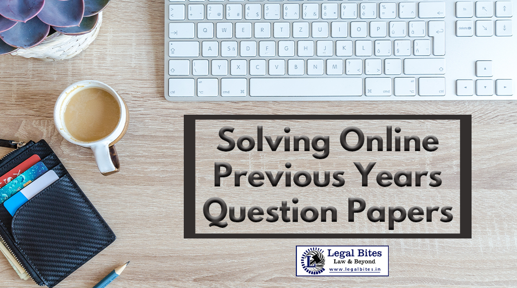 Importance of Solving Previous Years Question Papers