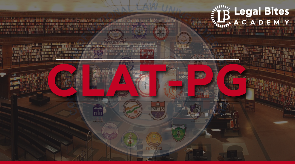 CLAT 2021 PG Entrance Exam