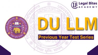 DU LLM Previous Year Test Series