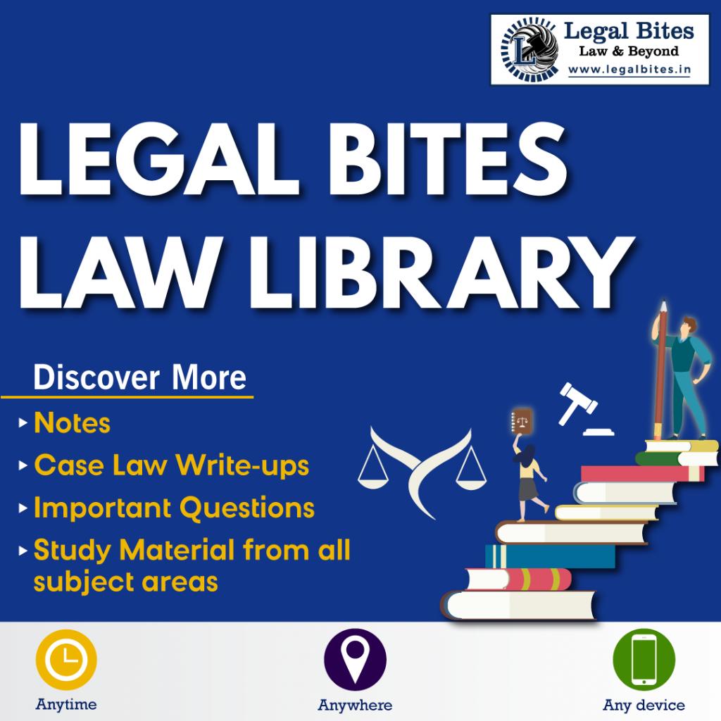 Legal Bites