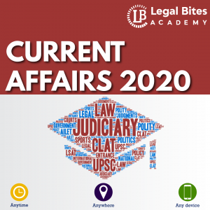 Current Affairs 2020 | Monthly