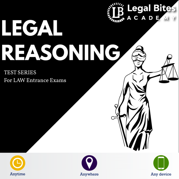 Legal Reasoning CLAT UG Test Series Product