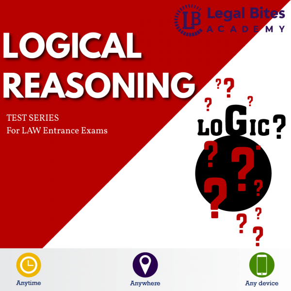 Logical Reasoning CLAT UG Test Series Product