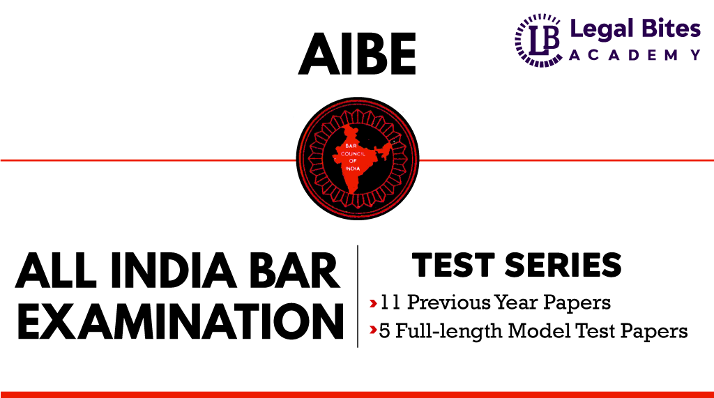 AIBE Online Test Series