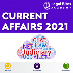 Current Affairs 2021 | Monthly