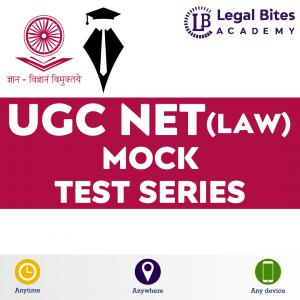 UGC NET Law Mock