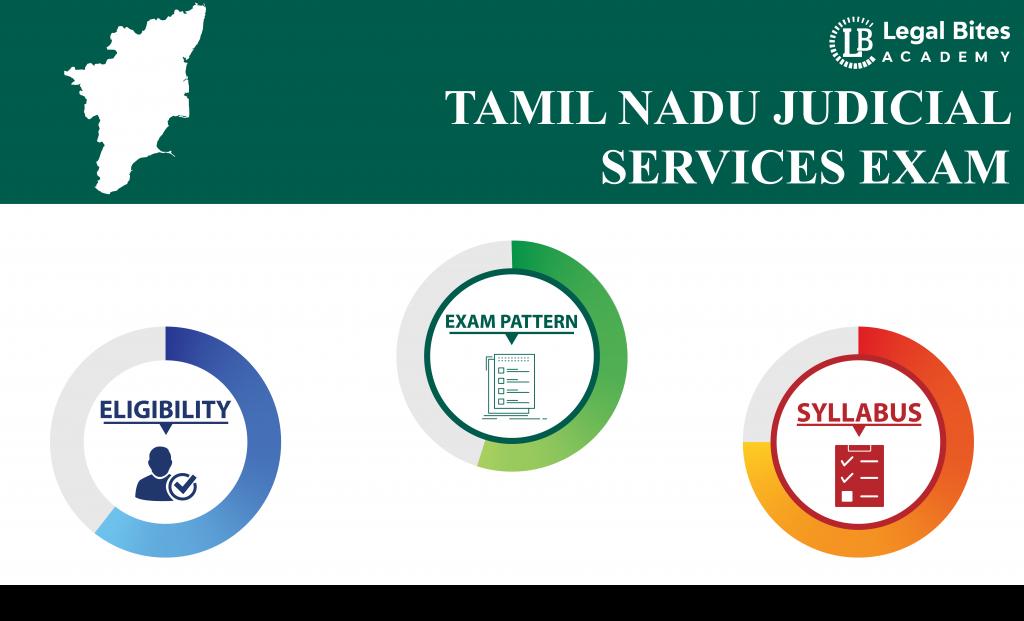 Tamil Nadu Judiial Services Examination Syllabus Pattern