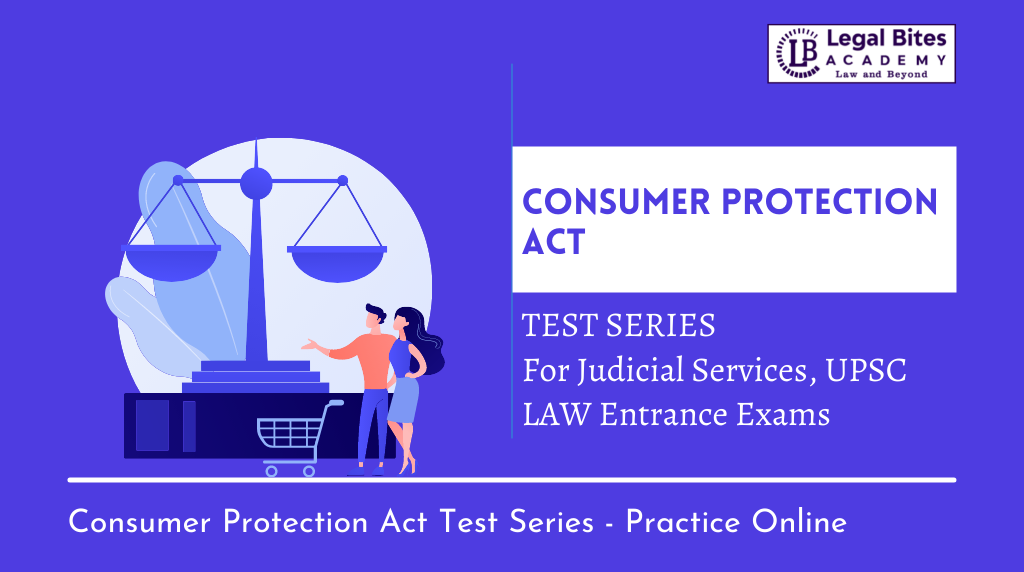 Consumer Protection Act Test Series