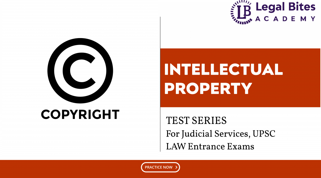 Intellectual Property Law Test Series